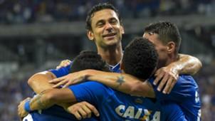 Fred Cruzeiro Uberlândia Campeonato Mineiro 24 01 2018