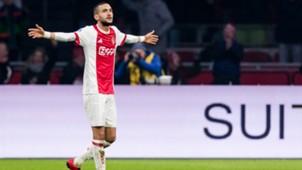Hakim Ziyech, Ajax, Eredivisie 12142017