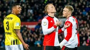 Feyenoord - VVV-Venlo, Eredivisie 11182017