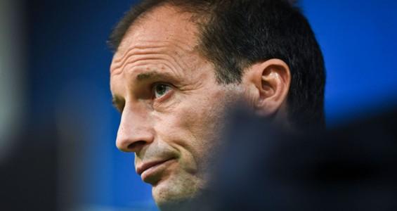Massimiliano Allegri Juventus Champions League