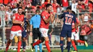 Antonin Bobichon PSG Nîmes Ligue 1