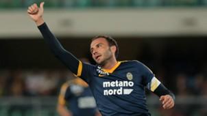 Giampaolo Pazzini Verona Serie A 20092017