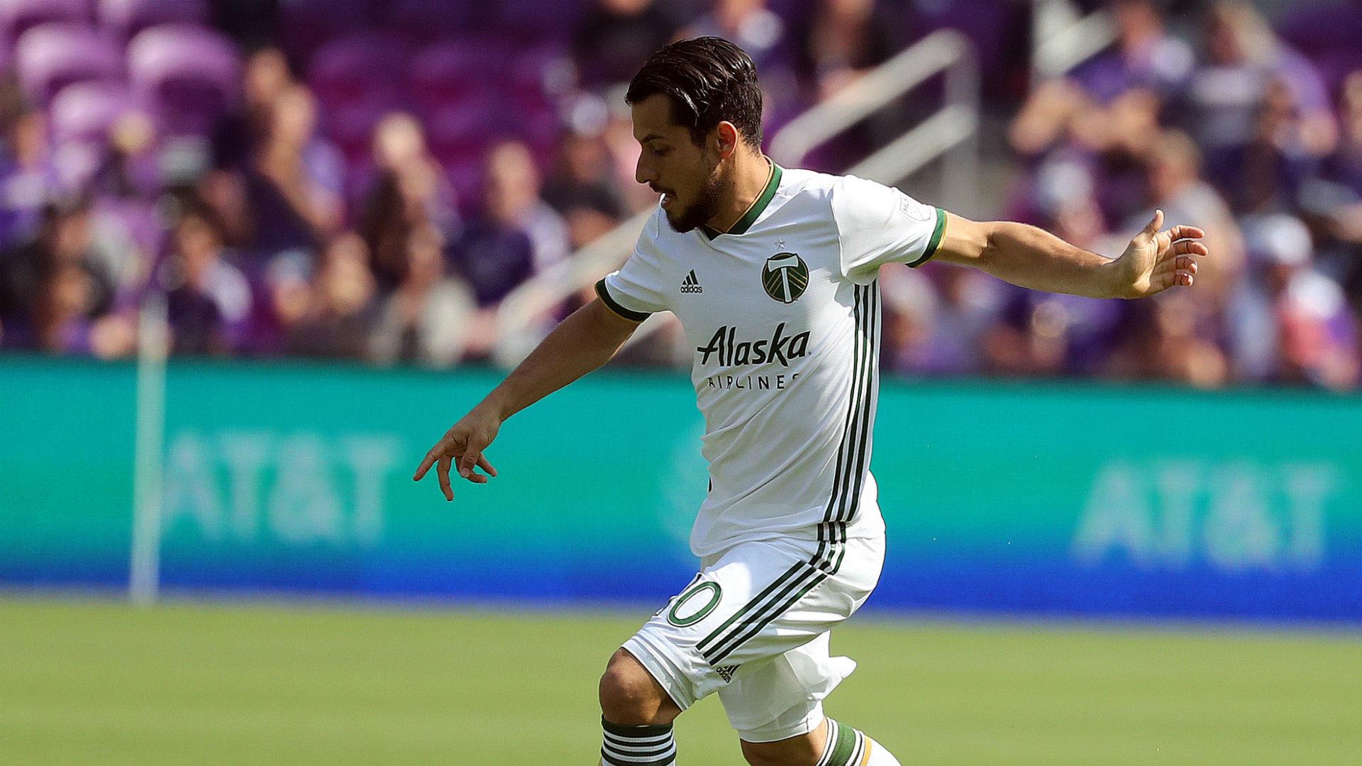 Sebastian Blanco Portland Timbers MLS