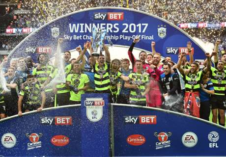 Welcome to the English Football League revolution