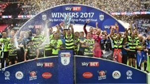 Huddersfield Town EFL Championship playoff