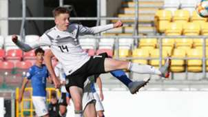GERMANY ONLY: MAXIMILIAN BEIER GERMANY UNDER 17