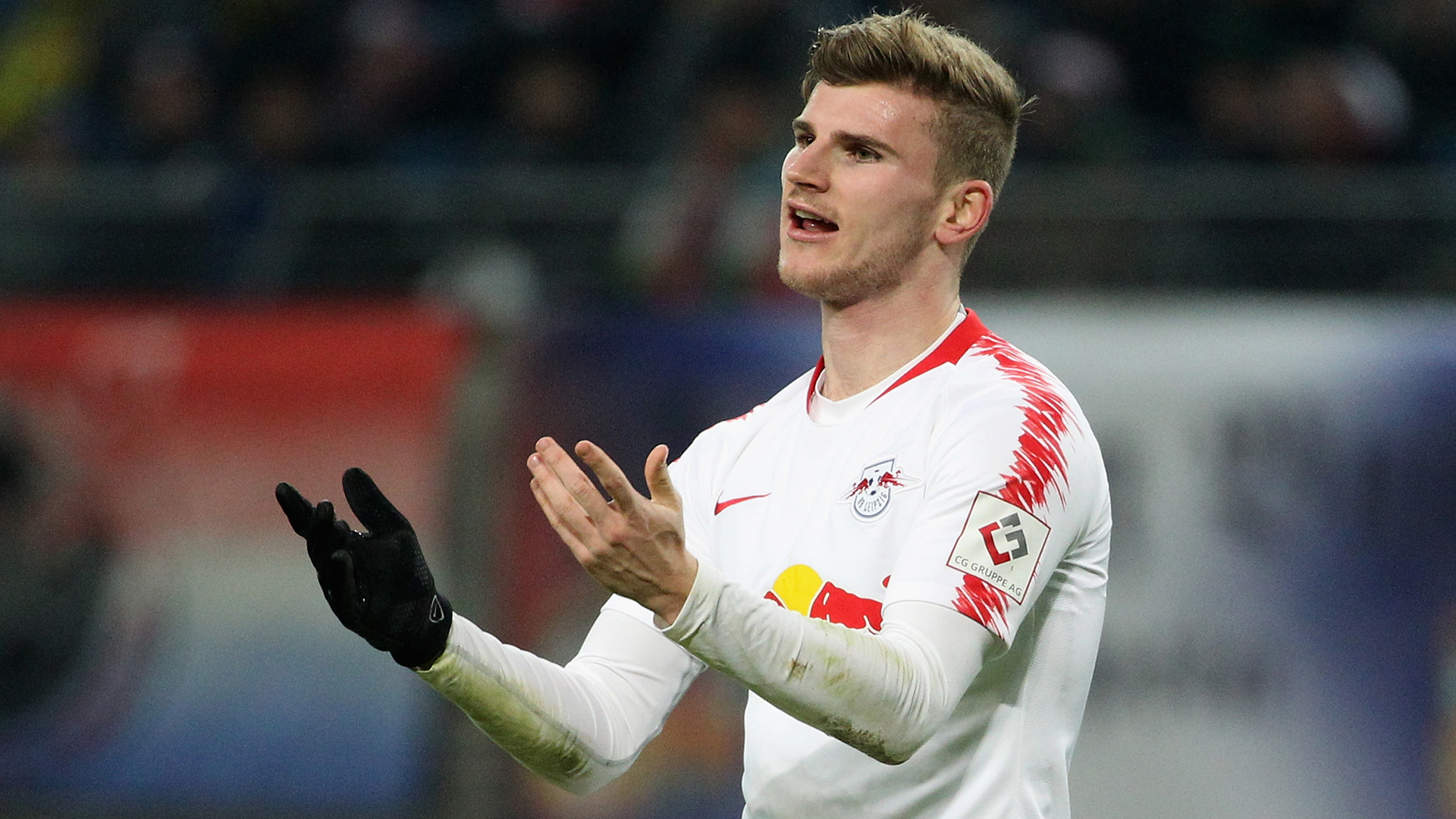 'We have not talked to Bayern about Werner yet' - Leipzig CEO hopeful of retaining striker