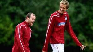 Wayne Rooney, Peter Crouch, 20062017