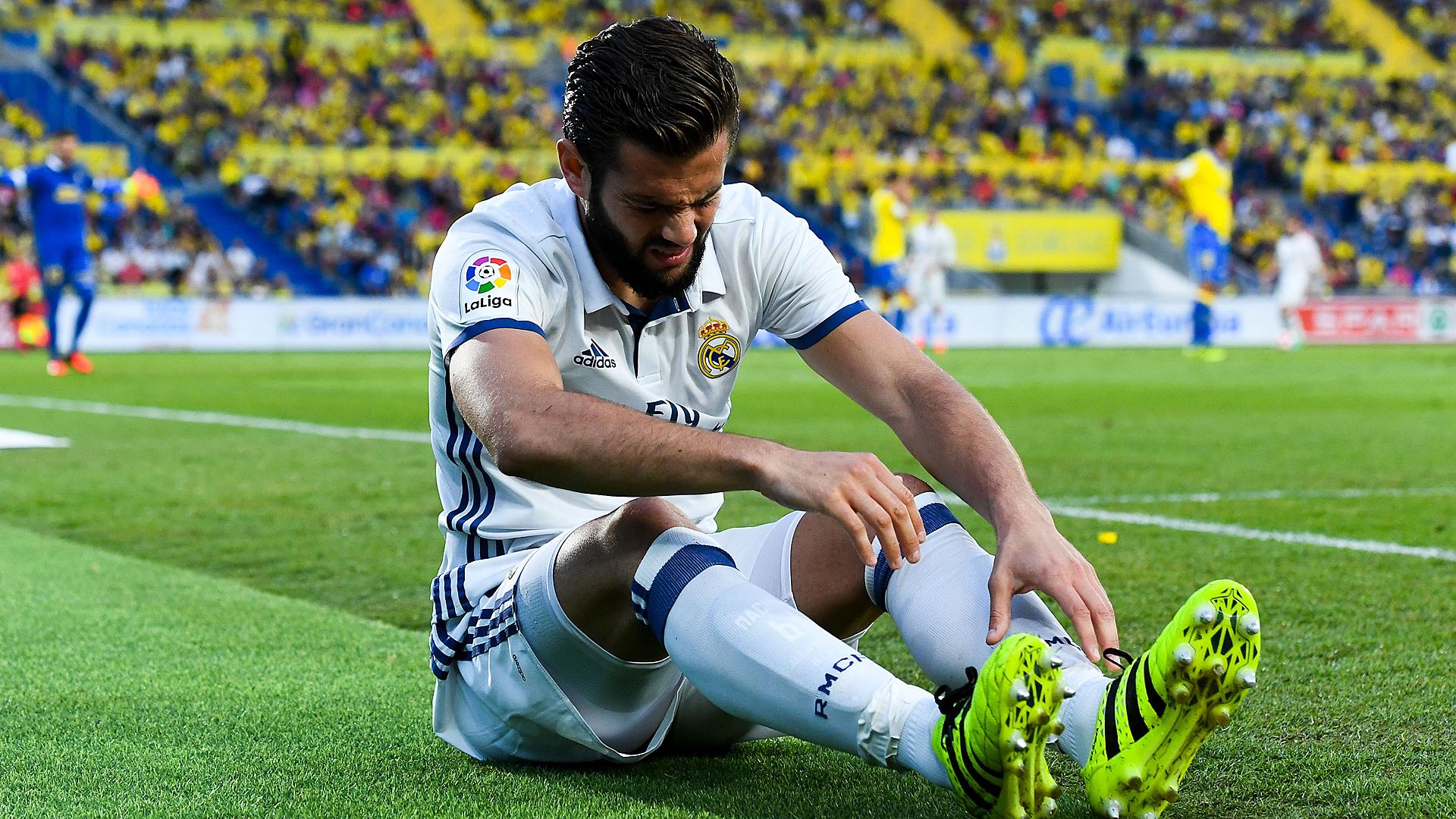 Nacho Real Madrid