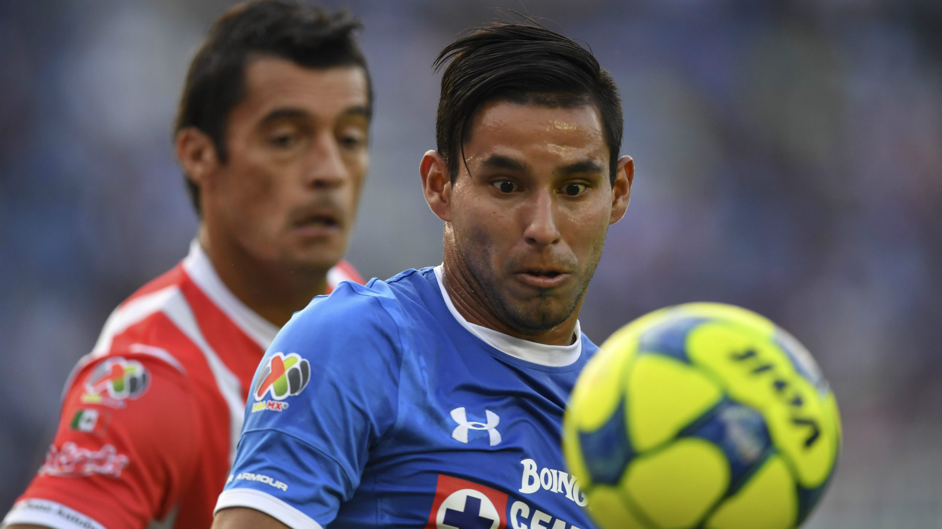 Jorge Benitez Cruz Azul