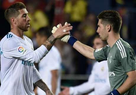 Zidane defende escalação do filho em empate