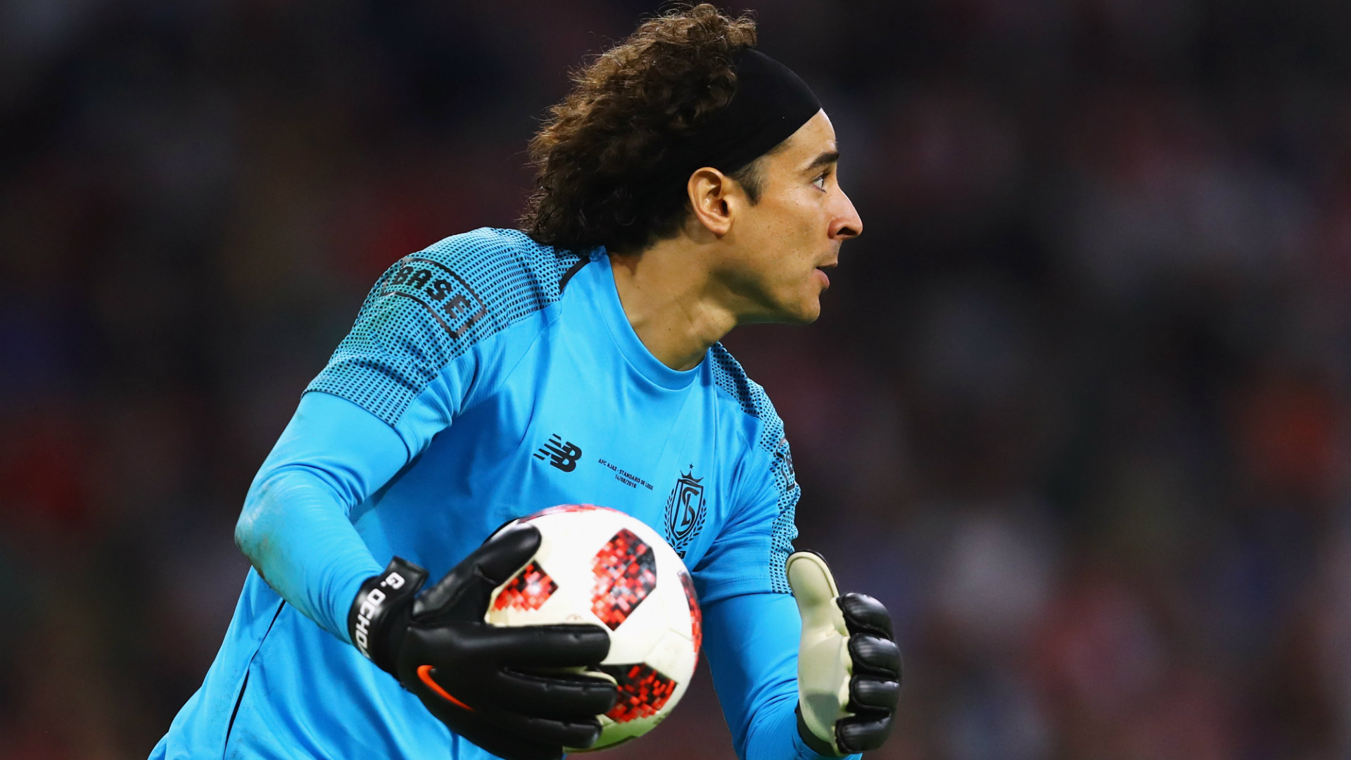 Guillermo Ochoa Standard Lieja Champions League 2018