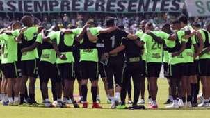 Atlético Nacional Entrenamiento Atanasio Girardot Copa Águial 2018