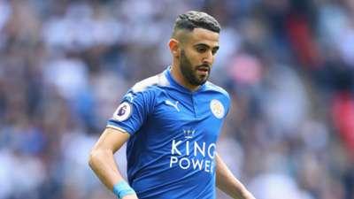 Riyad Mahrez - Leicester City 2018