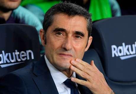 Valverde admits to Lyon uncertainty