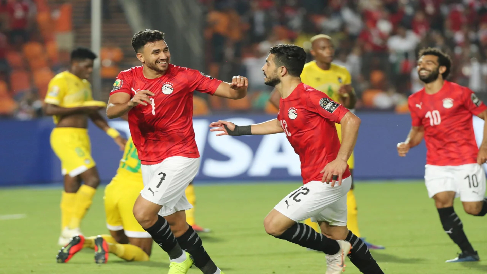 AFCON 2019: Egypt's Kouka Ruled Out of Round of 16
