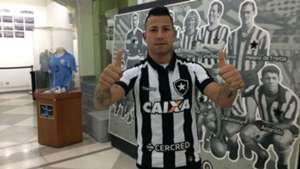 Leonardo Valencia. Presentación Botafogo 12072017