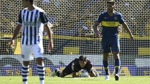 Esteban Andrada Boca Talleres Fecha 1 Superliga Argentina