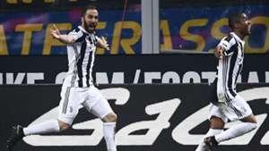 Gonzalo Higuain Inter Juventus Serie A