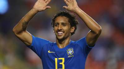 Marquinhos Brazil El Salvador Friendly 11092018