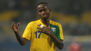 Thierry Manzi of Rwanda CHAN 2018