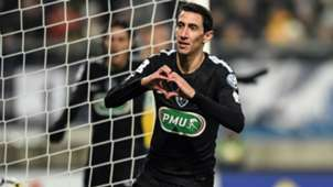 Angel Di Maria Sochaux PSG Coupe de France 06022018