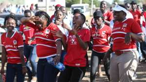Shabana FC fans.