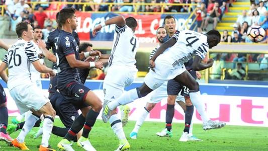 Moise Kean Bologna Juventus Serie A