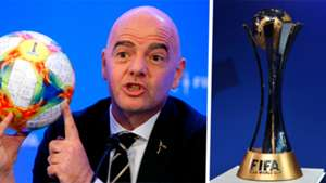 Gianni Infantino Club World Cup