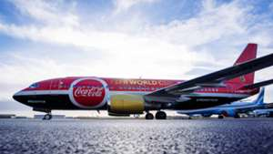 Coca-Cola WC Trophy Tour