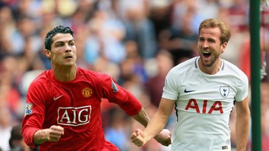 Cristiano Ronaldo Harry Kane Composite