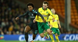 Willian Chelsea Norwich