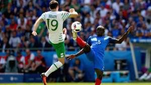 N'Golo Kanté Robbie Brady France Ireland UEFA Euro 2016 26062016