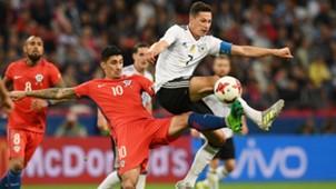 Julian Draxler, Pablo Hernandez, Confed Cup, Chile Deutschland, 22062017