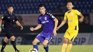 B.Bình Dương Sanna Khánh Hoà BVN Vòng 12 V.League 2018