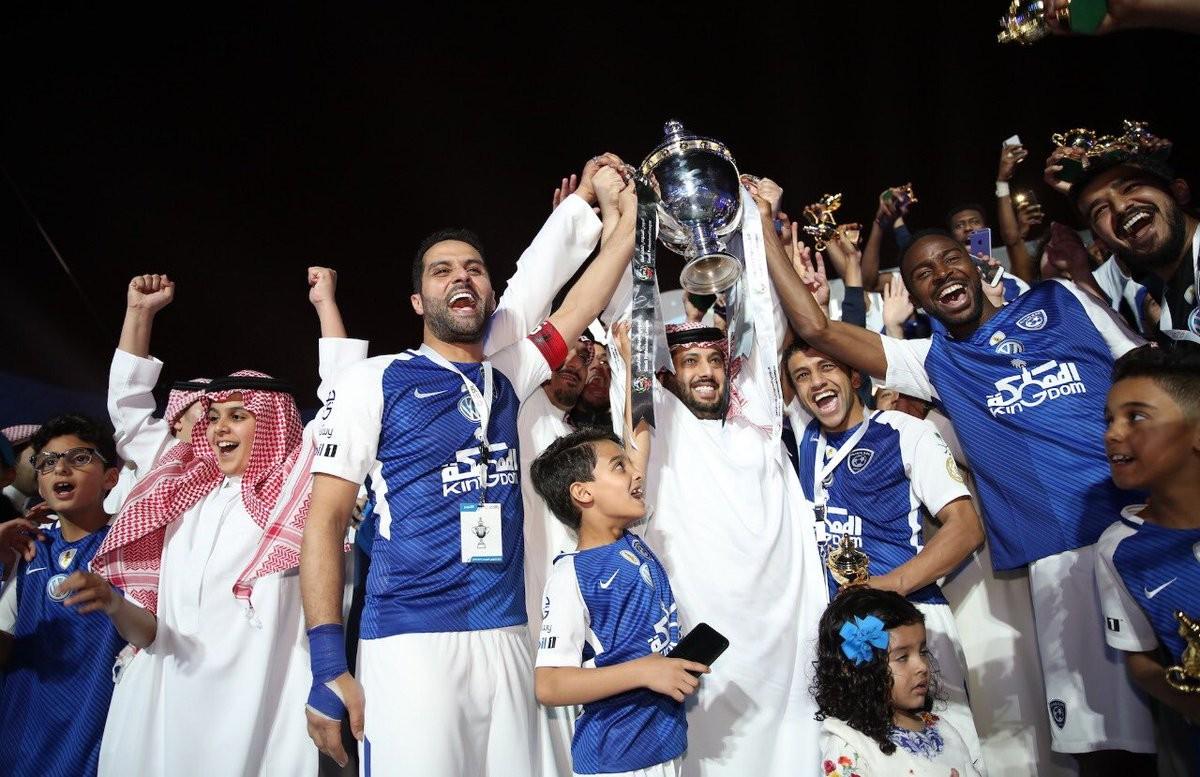 جدول ترتيب الدوري السعودي 2017-18: الهلال يفوز باللقب الـ15 في تاريخه