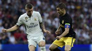 Toni Kroos Gabi Real Madrid Atletico Madrid Champions League