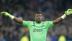 André Onana, Ajax - Schalke 04, 13042017