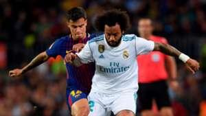 Marcelo Philippe Coutinho Barcelona Real Madrid El Clasico LaLiga 06052018