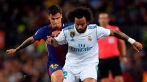 Marcelo Philippe Coutinho Barcelona Real Madrid El Clasico LaLiga 06052018