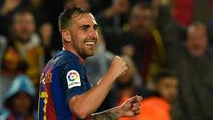 Paco Alcacer Barcelona Osasuna LaLiga 26042017