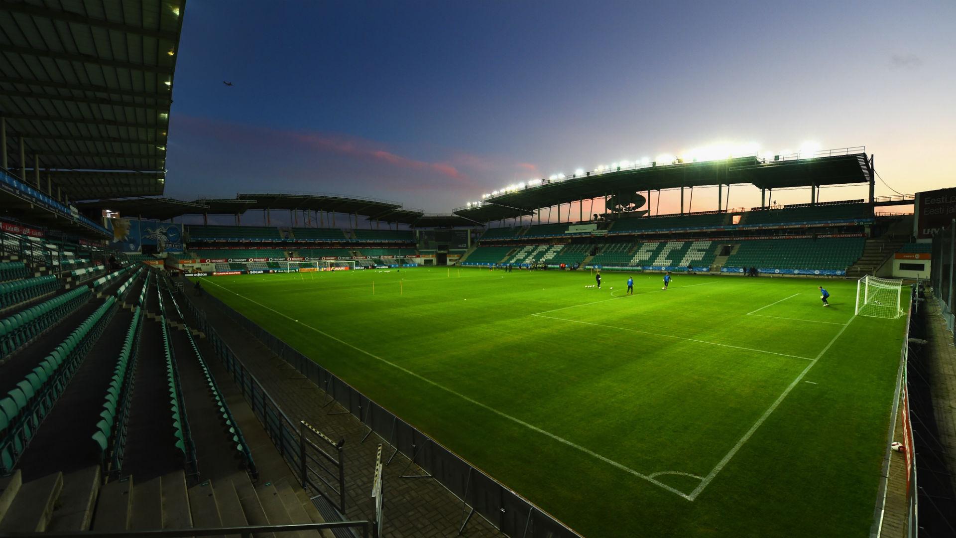A Le Coq Arena Lillekula Stadium Tallinn Estonia 2017