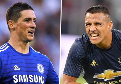 'Alexis Sanchez at Man Utd the new Torres at Chelsea!'