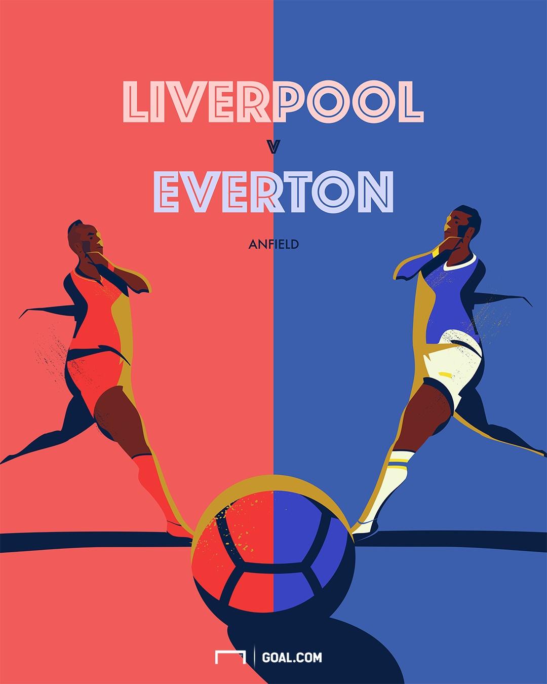 Liverpool Everton GFX