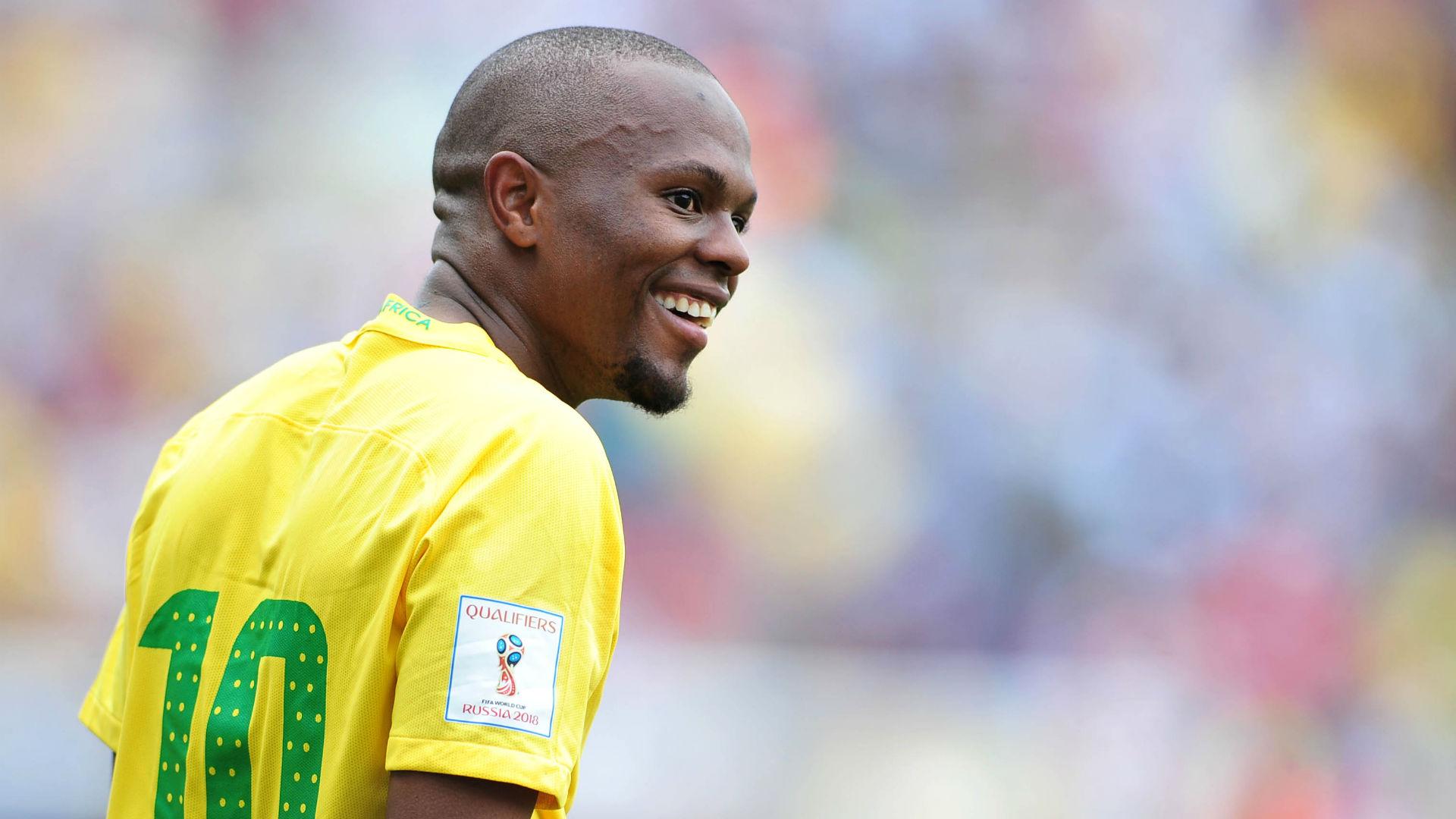 Bafana Bafana, Thulani Serero