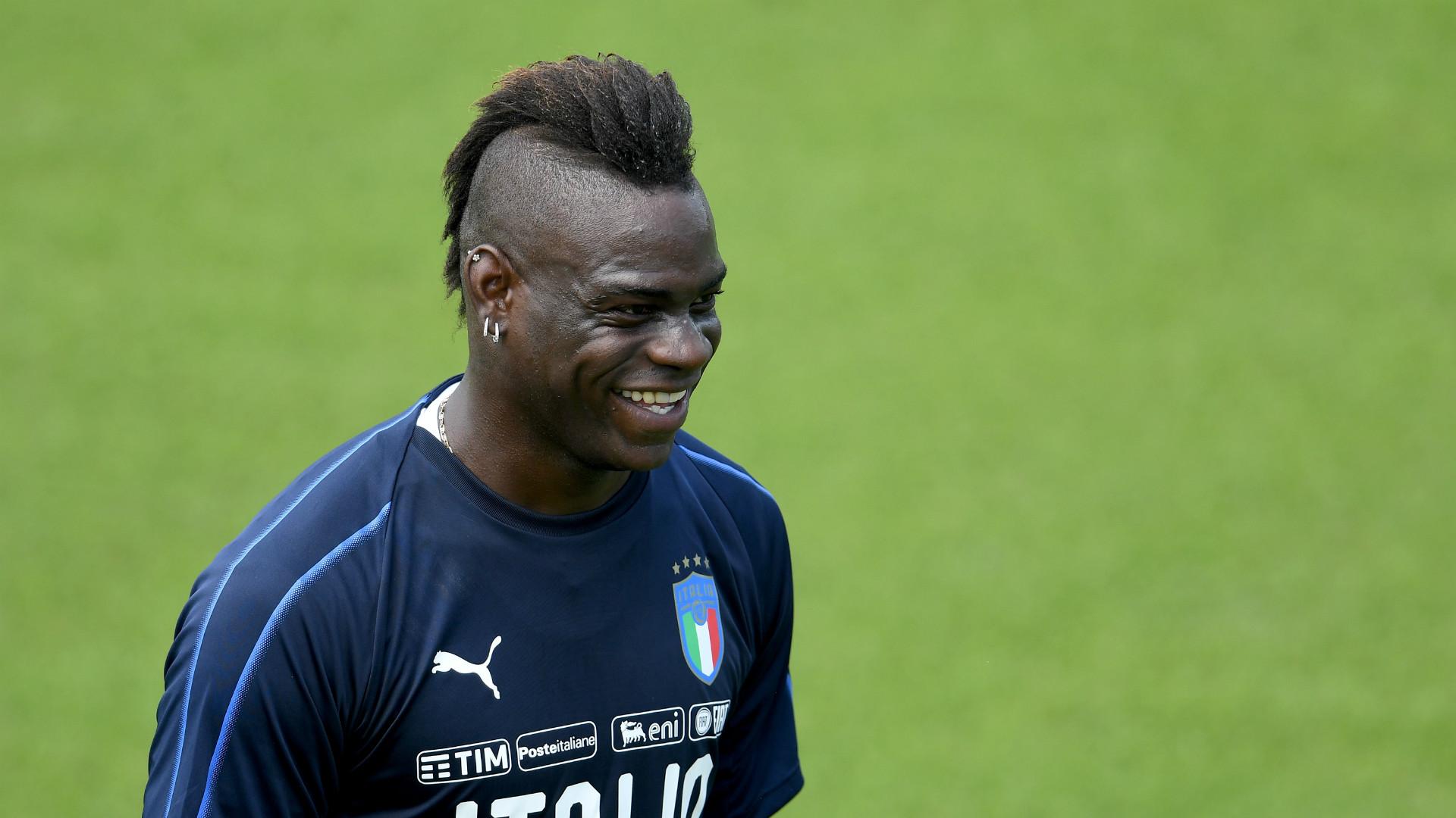 Mario Balotelli, Italy, 24052018