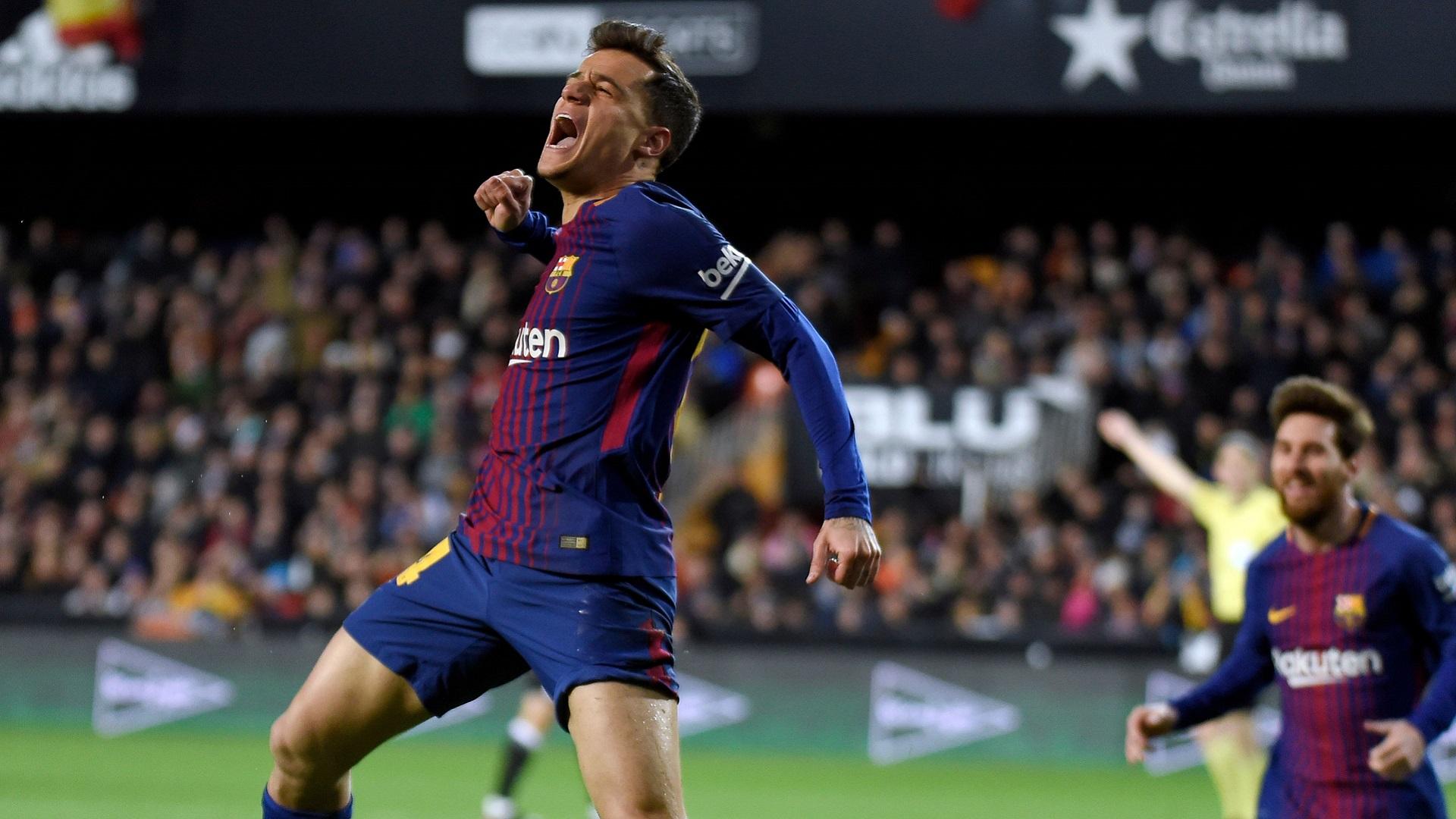 2018-02-09 Coutinho Barcelona