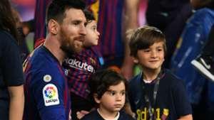 Lionel Messi Thiago Mateo Ciro Barcelona LaLiga 27042019