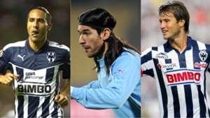 Jugadores Tigres y Monterrey