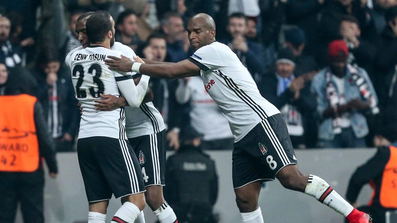 Cenk Tosun Talisca Ryan Babel Besiktas Porto UCL 11212017